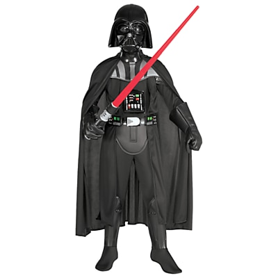 Picture of Star Wars Darth Vader Deluxe Children's Costume, 5-7 years