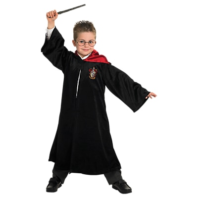 Picture of Harry Potter Deluxe Robe Children's Costume, 5-6 years