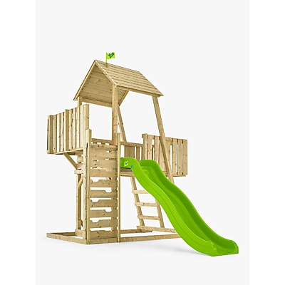 Picture of TP Toys Kingswood Normandy Wooden Frame and Slide Set