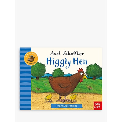 Picture of Higgly Hen Children's Book