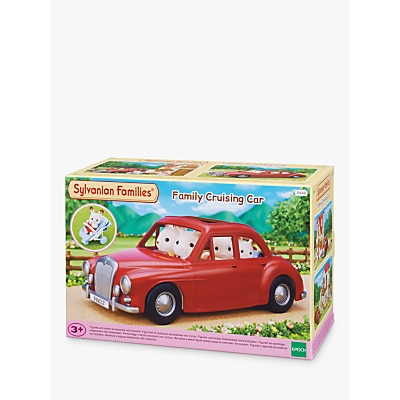 Picture of Sylvanian Families Family Cruising Car Set