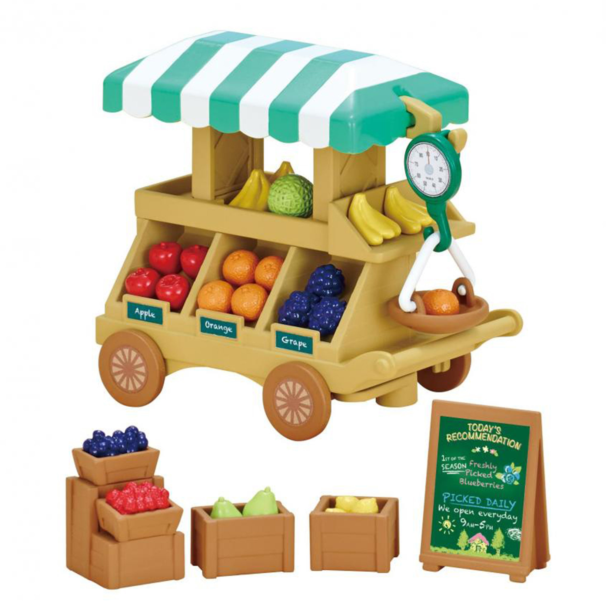 Picture of Sylvanian Families Fruit Wagon