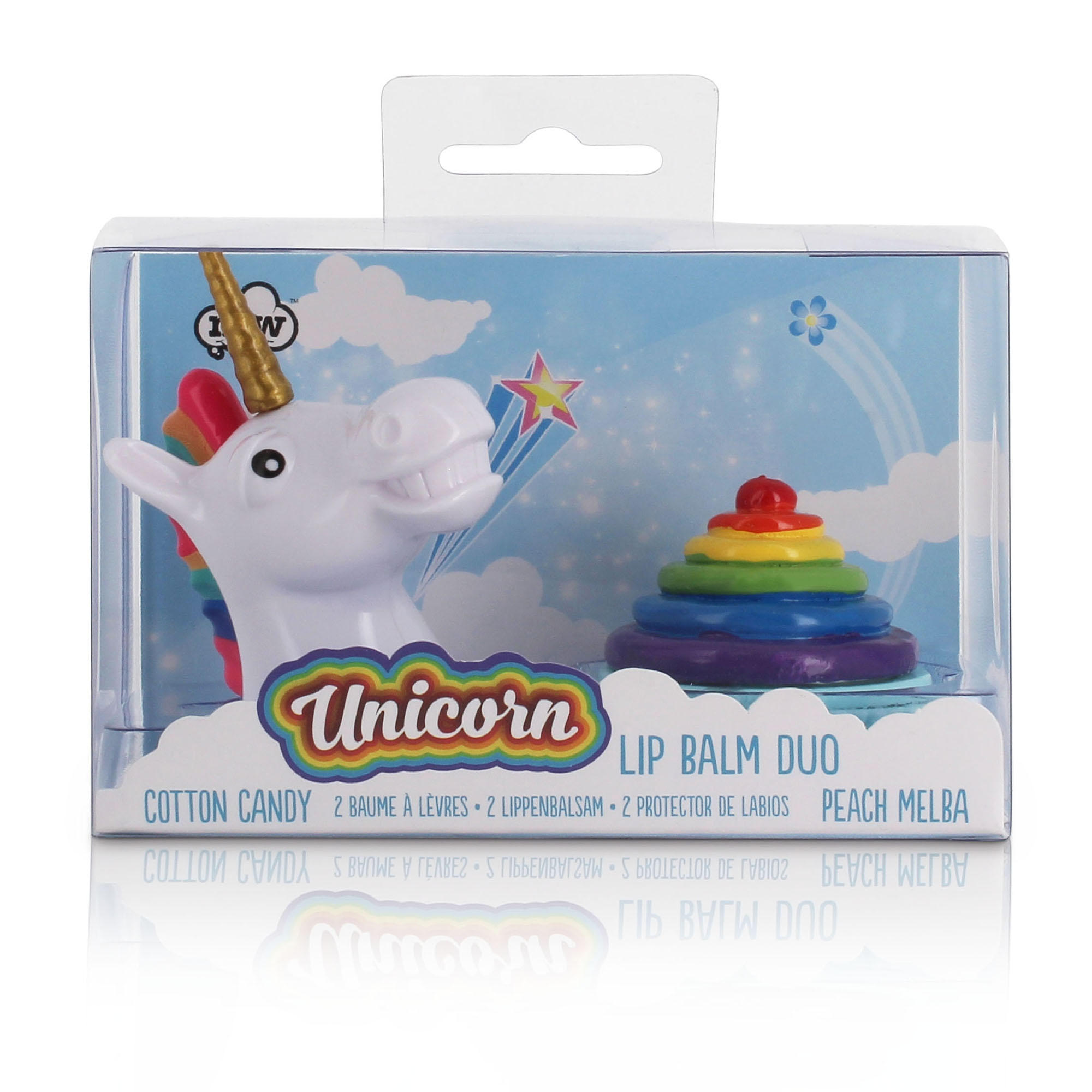 Picture of Unicorn Lip Balm Duo Pack