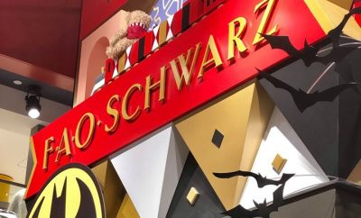 FAO Schwarz New York City
