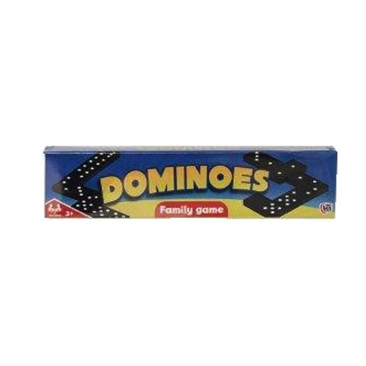 Picture of Dominoes Deluxe Family Game