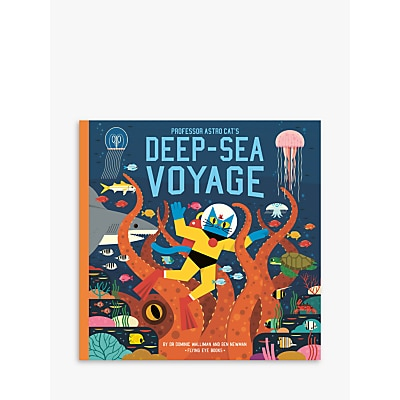 Picture of Professor Astro Cat's Deep-Sea Voyage Children's Book