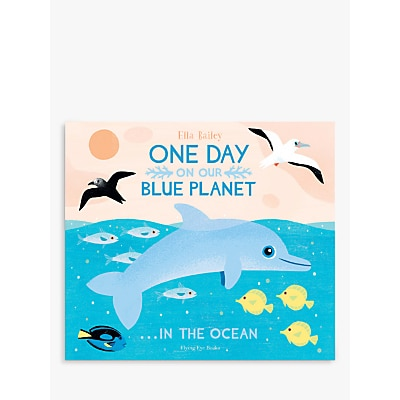 Picture of One Day On Our Blue Planet In The Ocean Children's Book