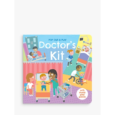 Picture of Pop Out & Play Doctor's Kit Children's Book