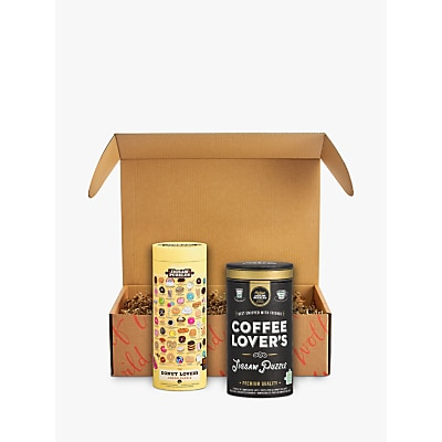Picture of Ridleys Coffee & Doughnut Jigsaw Puzzle Bundle
