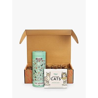Picture of Ridleys Cat Puzzle & Game Set