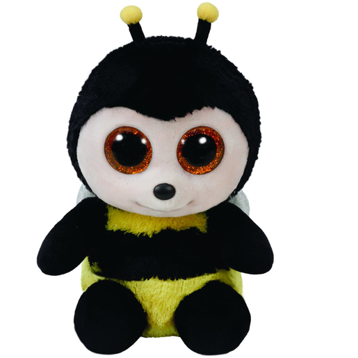 Picture of Ty Beanie Boo 15cm Soft Toy - Buzby The Bee