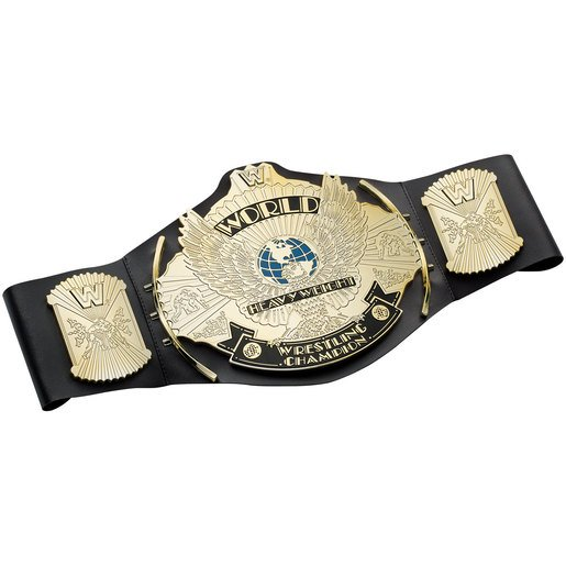 Picture of WWE Winged Eagle Championship Belt