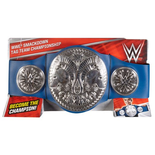 Picture of WWE Smackdown Tag Team Championship Belt