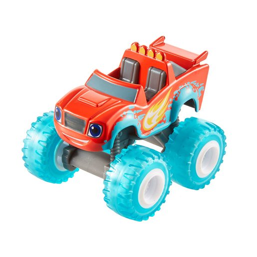 Picture of Fisher-Price Blaze and the Monster Machines Die Cast Vehicle - Water Rider Blaze