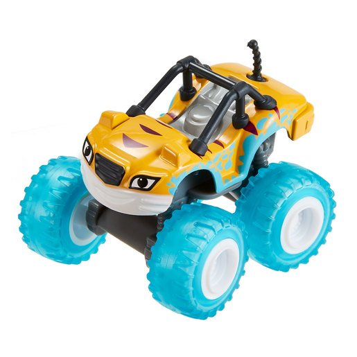 Picture of Fisher-Price Blaze and the Monster Machines Die Cast Vehicle - Water Rider Stripes