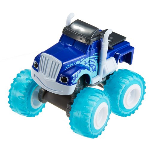 Picture of Fisher-Price Blaze and the Monster Machines Die Cast Vehicle - Water Rider Crusher