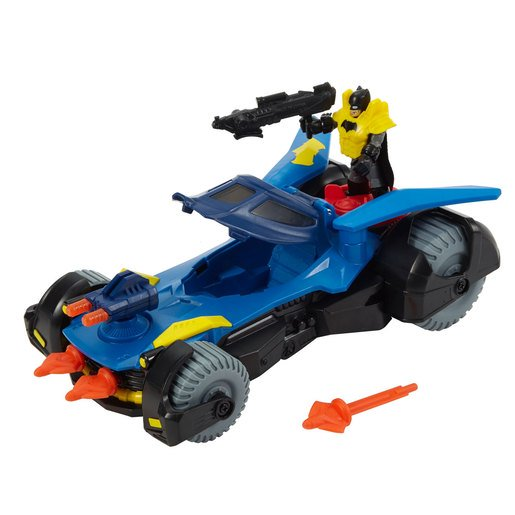 Picture of Fisher-Price Imaginext Deluxe Batmobile