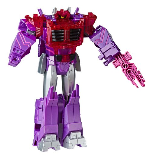 Picture of Transformers Cyberverse - Ultimate Class - Shockwave