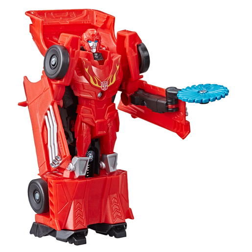 Picture of Transformers Cyberverse Fusion Flame - Autobot Hot Rod