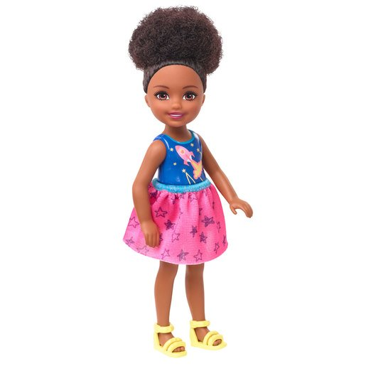 Picture of Barbie Club Chelsea 15cm Doll - Star Theme Outfit