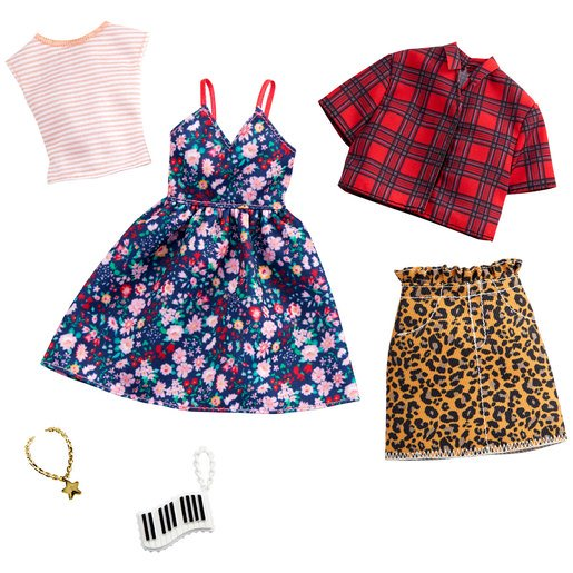Picture of Barbie Fashions Ultimate Pattern Outfits - 2 Pack