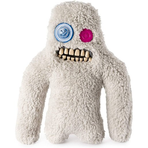 Picture of Fuggler 22cm Funny Ugly Monster - Sasquoosh (White)