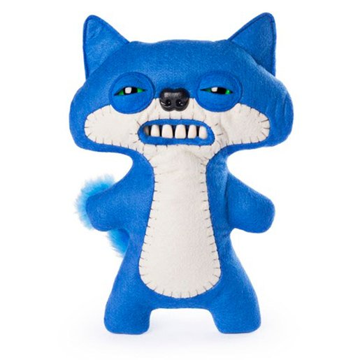Picture of Fuggler 22cm Funny Ugly Monster - Suspicious Fox (Blue)