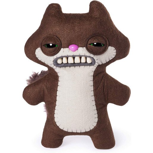 Picture of Fuggler 22cm Funny Ugly Monster - Sketchy Squirrel (Brown)