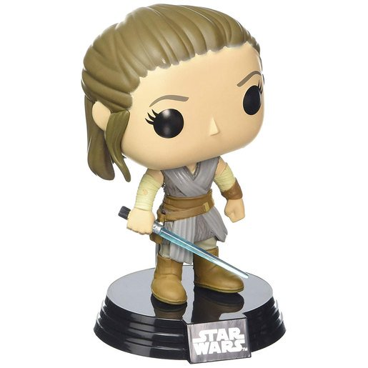 Picture of Funko Pop! Movies: Star Wars - Rey