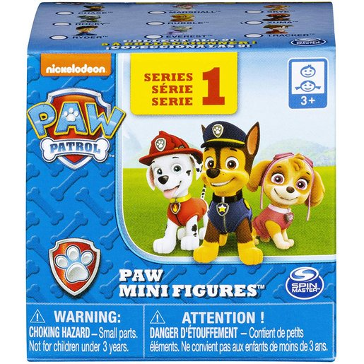Picture of Paw Patrol Mini Mystery Figure (Styles Vary)