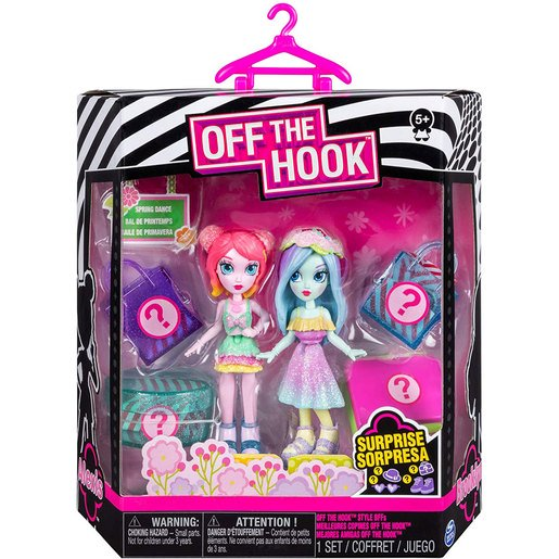 Picture of Off The Hook Style 10cm Doll - Alexi's
