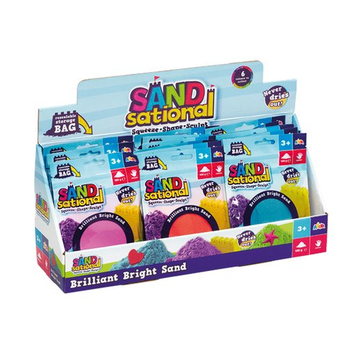 Picture of Sandsational Brilliant Bright Sand (Styles Vary. One Supplied)