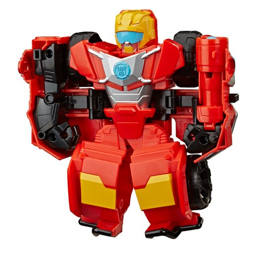 Picture of Playskool Heroes Transformers Rescue Bots Academy 15cm - Hot Shot