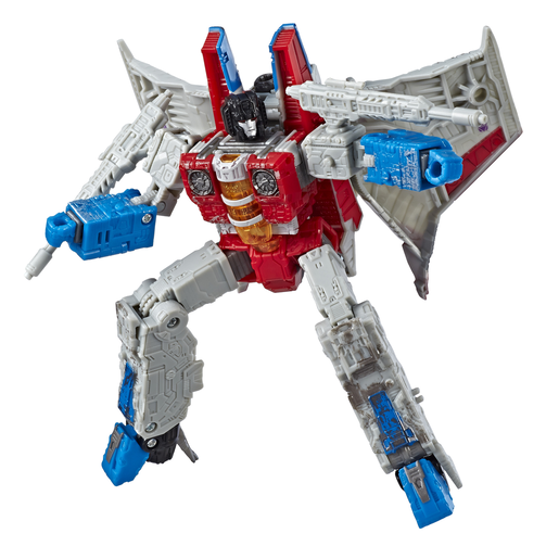 Picture of Transformers Generations: War for Cybertron: Siege - Voyager Starscream Figure
