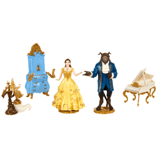 Picture of Disney Princess Figures 5 Pack - Beauty and The Beast
