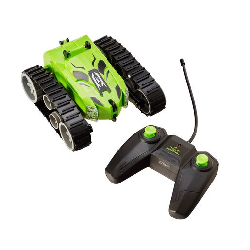 Picture of Remote Control Stunt Tank - Green