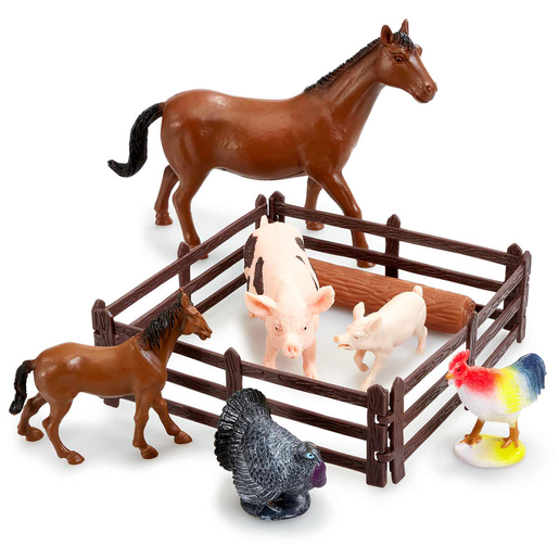 Picture of Awesome Animals Discover the Farm Jumbo Tub