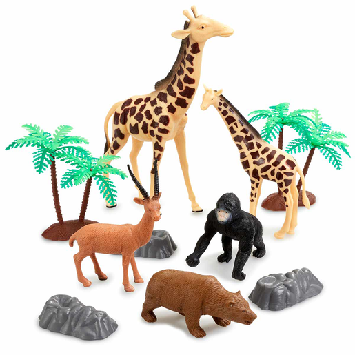 Picture of Awesome Animals Discover the Jungle Jumbo Tub
