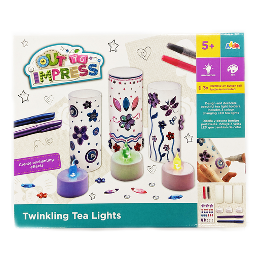 Picture of Out to Impress Twinkling Tea Lights