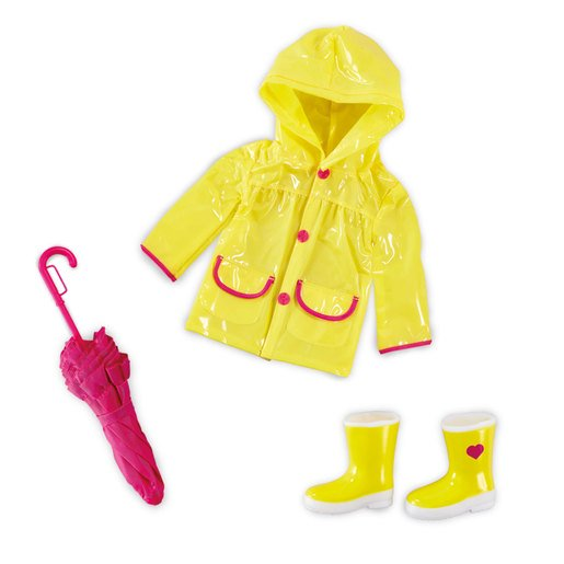 Picture of B Friends Deluxe Rainy Day Outfit
