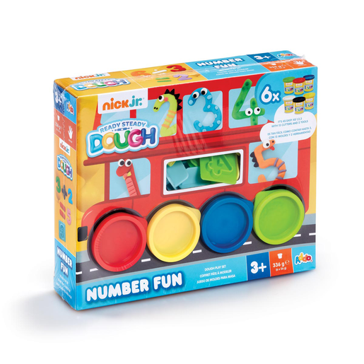 Picture of Nick Jr. Ready Steady Dough Number Fun