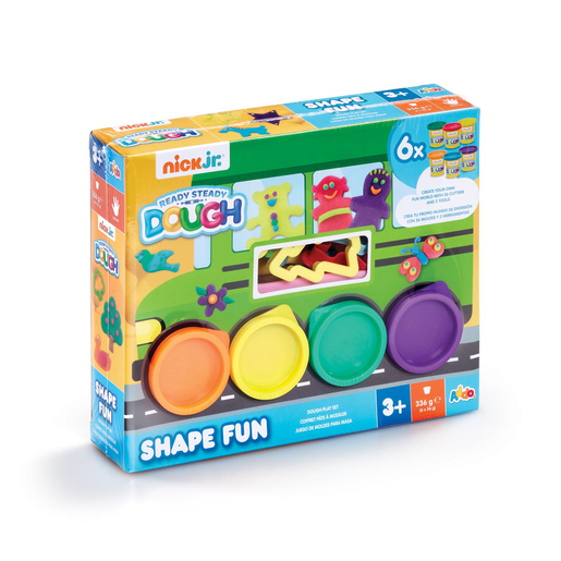Picture of Nick Jr. Ready Steady Dough Shape Fun