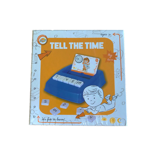 Picture of Tell The Time Game