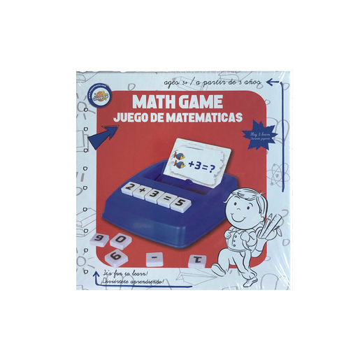 Picture of Math Game