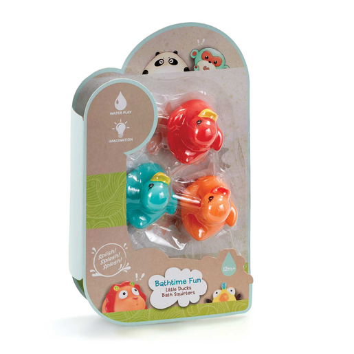 Picture of Bathtime Fun Little Ducks Bath Squirters (Styles Vary)
