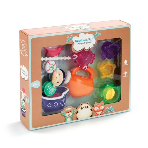 Picture of Bathtime Fun Pirate Playset
