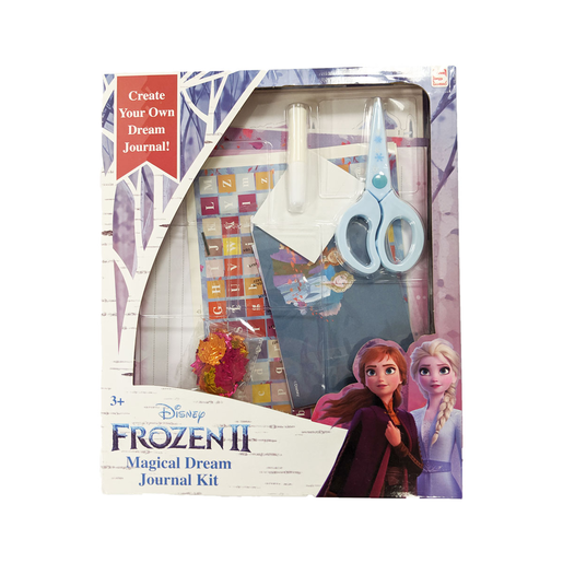 Picture of Disney Frozen 2 Magical Dream Journal Kit