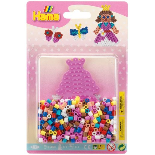 Picture of Hama Beads Princess Small Pack