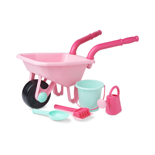 Picture of Early Learning Centre Wheelbarrow Set - Pink