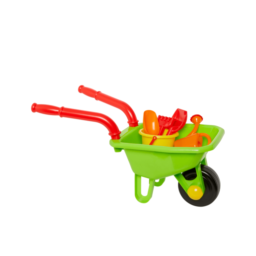 Picture of Early Learning Centre Wheelbarrow Set